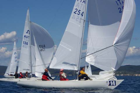 ITA 254 in regata