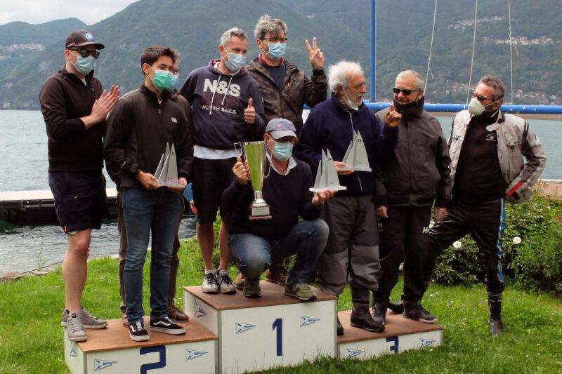 a PUTHOD-CANZI-KOSTNER la prima edizione del trofeo perpetuo O TERROR do MUNDO